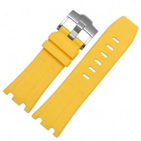 Yellow Royal Oak Rubber